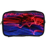 Lights Abstract Curves Long Exposure Toiletries Bags 2-Side Back
