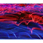 Lights Abstract Curves Long Exposure Deluxe Canvas 14  x 11  14  x 11  x 1.5  Stretched Canvas