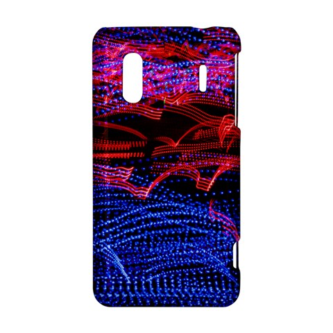 Lights Abstract Curves Long Exposure HTC Evo Design 4G/ Hero S Hardshell Case
