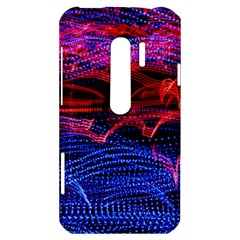 Lights Abstract Curves Long Exposure HTC Evo 3D Hardshell Case