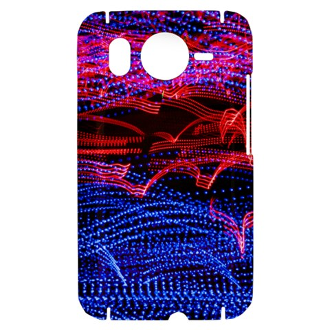 Lights Abstract Curves Long Exposure HTC Desire HD Hardshell Case