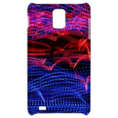 Lights Abstract Curves Long Exposure Samsung Infuse 4G Hardshell Case
