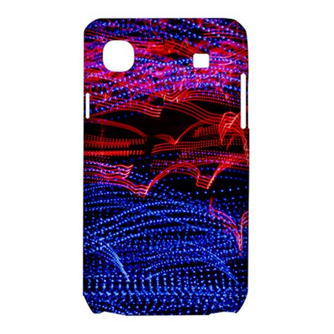 Lights Abstract Curves Long Exposure Samsung Galaxy SL i9003 Hardshell Case