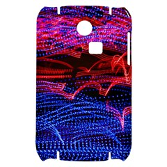 Lights Abstract Curves Long Exposure Samsung S3350 Hardshell Case