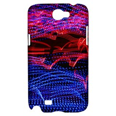 Lights Abstract Curves Long Exposure Samsung Galaxy Note 2 Hardshell Case