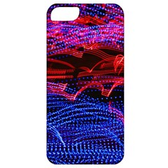 Lights Abstract Curves Long Exposure Apple iPhone 5 Classic Hardshell Case
