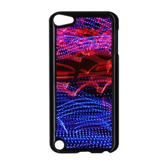 Lights Abstract Curves Long Exposure Apple iPod Touch 5 Case (Black)