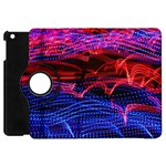 Lights Abstract Curves Long Exposure Apple iPad Mini Flip 360 Case Front