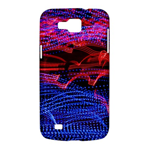 Lights Abstract Curves Long Exposure Samsung Galaxy Premier I9260 Hardshell Case