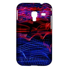 Lights Abstract Curves Long Exposure Samsung Galaxy Ace Plus S7500 Hardshell Case
