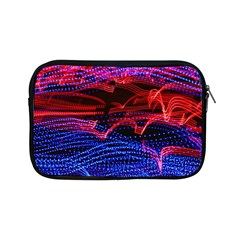 Lights Abstract Curves Long Exposure Apple iPad Mini Zipper Cases