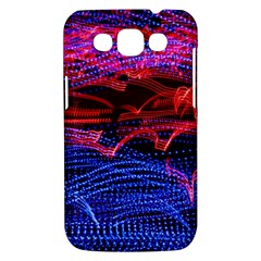 Lights Abstract Curves Long Exposure Samsung Galaxy Win I8550 Hardshell Case