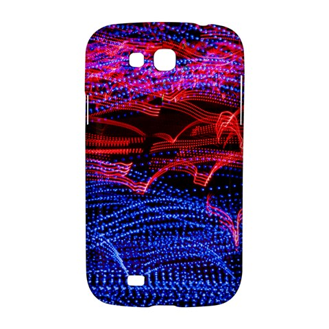 Lights Abstract Curves Long Exposure Samsung Galaxy Grand GT-I9128 Hardshell Case
