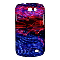 Lights Abstract Curves Long Exposure Samsung Galaxy Express I8730 Hardshell Case