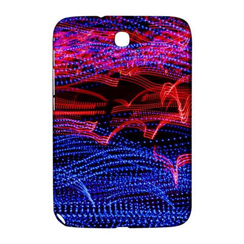 Lights Abstract Curves Long Exposure Samsung Galaxy Note 8.0 N5100 Hardshell Case