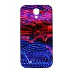 Lights Abstract Curves Long Exposure Samsung Galaxy S4 I9500/I9505  Hardshell Back Case Front