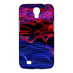 Lights Abstract Curves Long Exposure Samsung Galaxy Mega 6.3  I9200 Hardshell Case