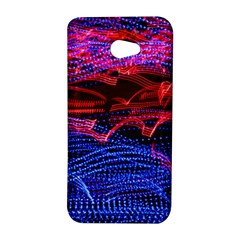 Lights Abstract Curves Long Exposure HTC Butterfly S/HTC 9060 Hardshell Case