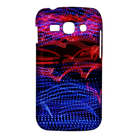 Lights Abstract Curves Long Exposure Samsung Galaxy Ace 3 S7272 Hardshell Case