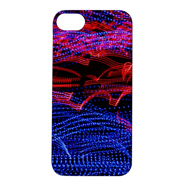 Lights Abstract Curves Long Exposure Apple iPhone 5S/ SE Hardshell Case