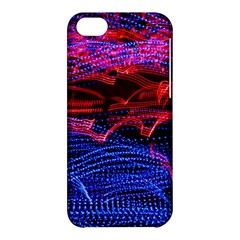 Lights Abstract Curves Long Exposure Apple iPhone 5C Hardshell Case