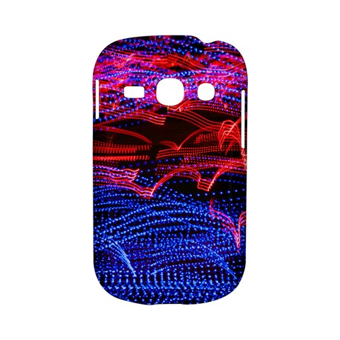 Lights Abstract Curves Long Exposure Samsung Galaxy S6810 Hardshell Case