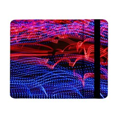 Lights Abstract Curves Long Exposure Samsung Galaxy Tab Pro 8.4  Flip Case