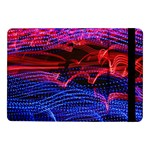 Lights Abstract Curves Long Exposure Samsung Galaxy Tab Pro 10.1  Flip Case Front