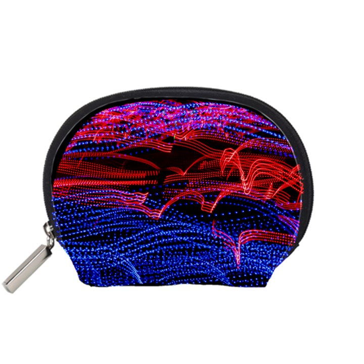 Lights Abstract Curves Long Exposure Accessory Pouches (Small)