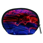 Lights Abstract Curves Long Exposure Accessory Pouches (Medium)  Back