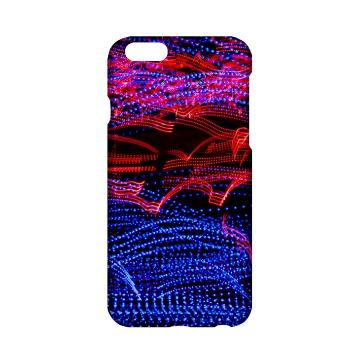 Lights Abstract Curves Long Exposure Apple iPhone 6/6S Hardshell Case