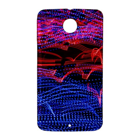 Lights Abstract Curves Long Exposure Nexus 6 Case (White)