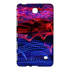 Lights Abstract Curves Long Exposure Samsung Galaxy Tab 4 (8 ) Hardshell Case