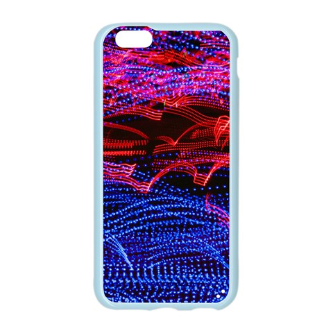 Lights Abstract Curves Long Exposure Apple Seamless iPhone 6/6S Case (Color)