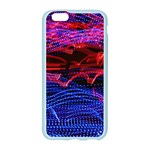 Lights Abstract Curves Long Exposure Apple Seamless iPhone 6/6S Case (Color) Front