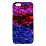 Lights Abstract Curves Long Exposure iPhone 6/6S TPU Case Front