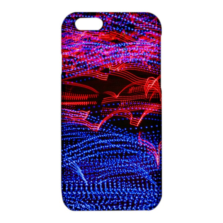 Lights Abstract Curves Long Exposure iPhone 6/6S TPU Case