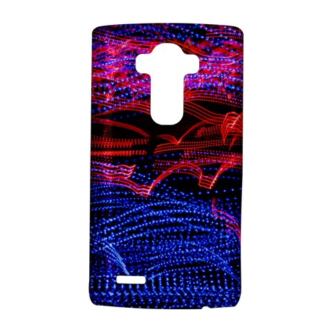 Lights Abstract Curves Long Exposure LG G4 Hardshell Case