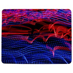 Lights Abstract Curves Long Exposure Jigsaw Puzzle Photo Stand (Rectangular)
