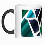 Mosaic Shapes Morph Mugs Left