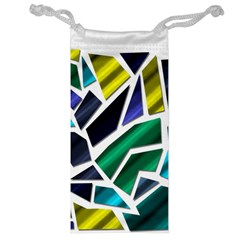 Mosaic Shapes Jewelry Bags
