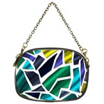 Mosaic Shapes Chain Purses (One Side)  Front