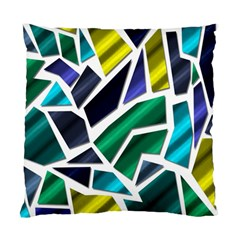 Mosaic Shapes Standard Cushion Case (One Side)
