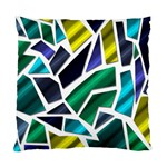 Mosaic Shapes Standard Cushion Case (Two Sides) Front