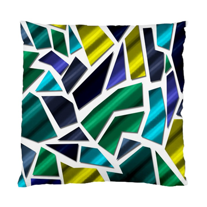 Mosaic Shapes Standard Cushion Case (Two Sides)