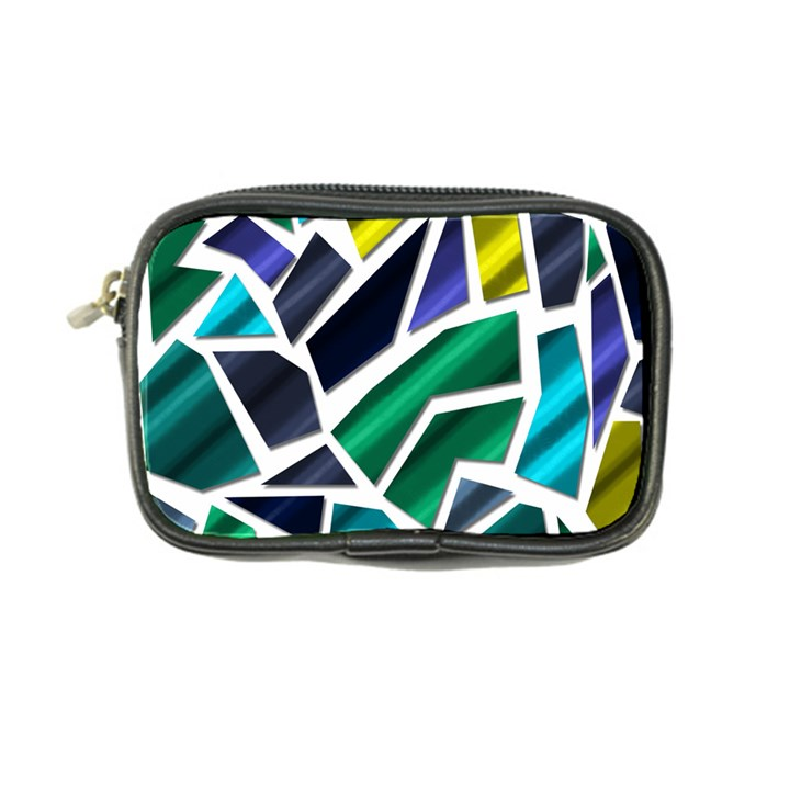 Mosaic Shapes Coin Purse