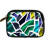 Mosaic Shapes Digital Camera Cases Front