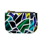 Mosaic Shapes Mini Coin Purses Front