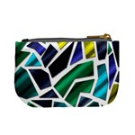 Mosaic Shapes Mini Coin Purses Back