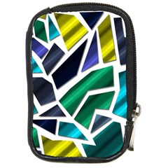 Mosaic Shapes Compact Camera Cases